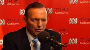 Tony Abbott wink