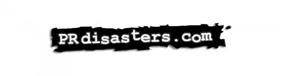 PR Disasters